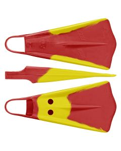 DUCK FEET FINS (Limited Edition LIFEGUARD AND RESCUE)  - Legendary surf/swim/snorkel fins
