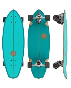 Slide Surfskate DIAMOND BELHARRA 32 Inch