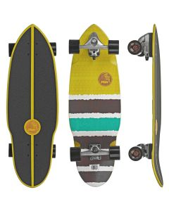Slide Street Surf SkateBoard Maui Wowie 32