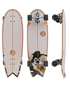 Slide Surfskate WAHINE 33 Inch
