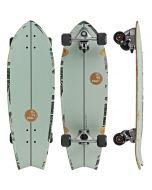 Slide Surfskate FISH PAVONES 32 Inch