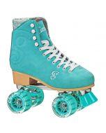 Candi Grl Carlin Quad Roller Skates (Seafoam)