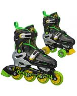 FLUX BOYS INLINE/ROLLER COMBO SKATE