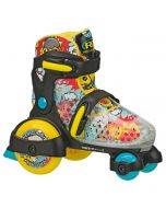 Fun Roll Boy's Jr Adjustable Roller Skate