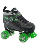 Laser 7.9 Boy's Speed Quad Skate