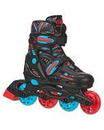 Shift Boy's Inline Skates - Adjustable Size (3-6)